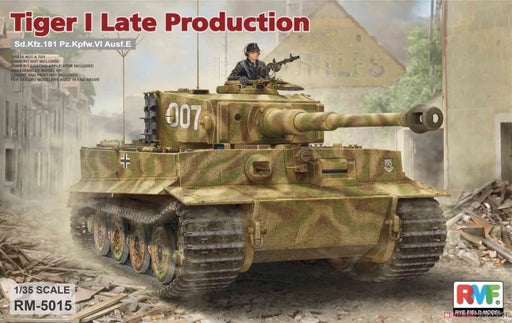 1/35 TIGER I LATE PRODUCTION