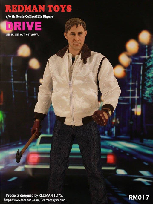 1/6 DRIVE FIGURE SET (BY REDMAN)