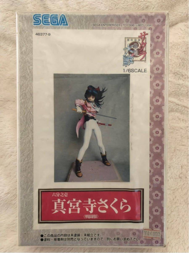 1/6 SAKURA WARS MILI-MEN 120mm RESIN & WHITE METAL FIGURINES