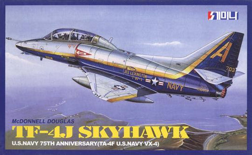 1/48 MD TF-4J SKYHAWK US NAVY 75TH ANNI. MARKING