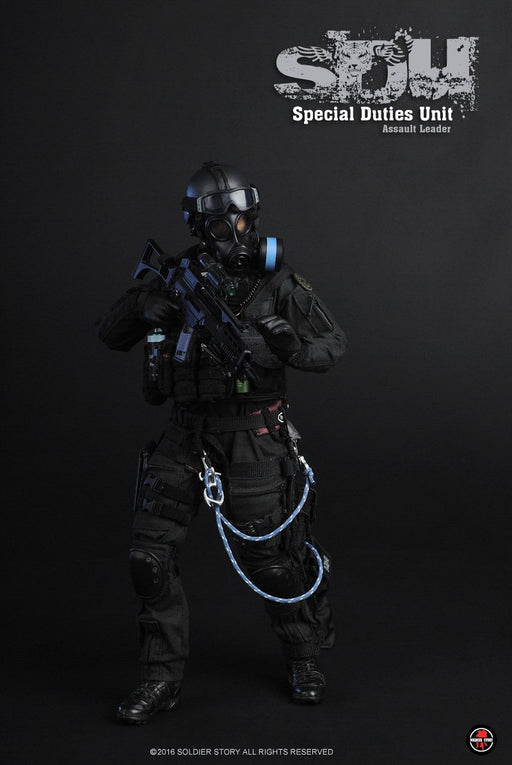 1/6 SPECIAL DUTIES UNIT (ASSAULT LEADER)