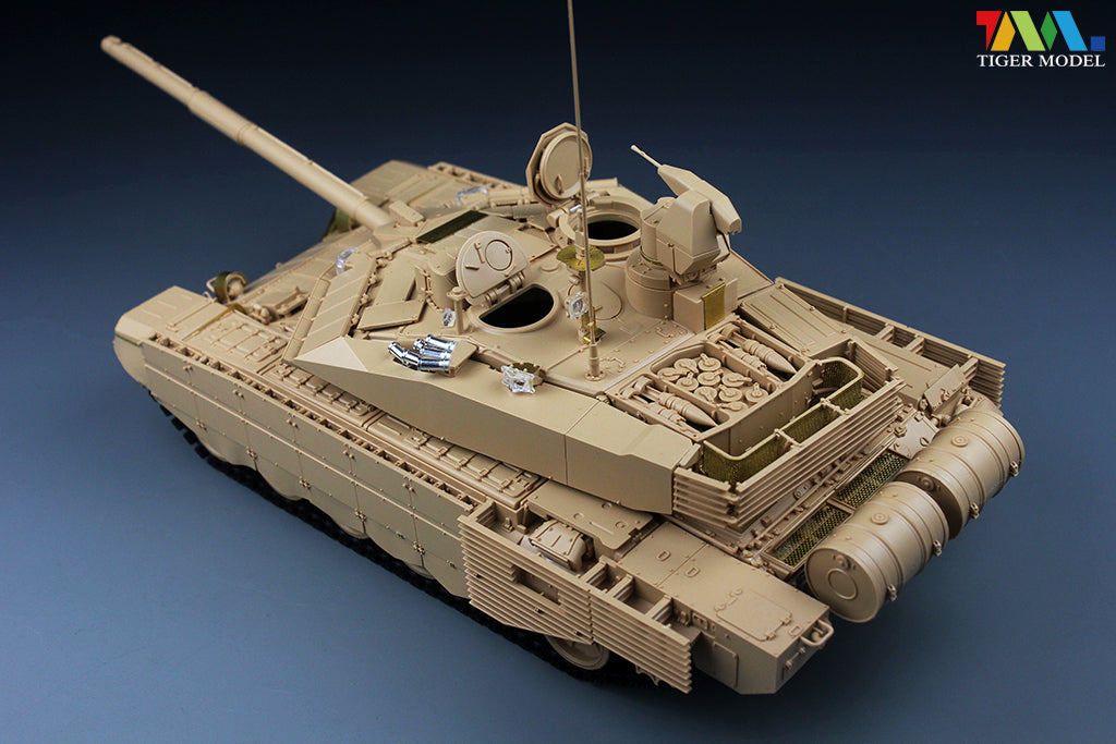 1/35 RUSSIAN T-90MS MBT TIGER MODELS 4612