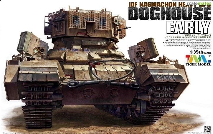 1/35 NAGMACHON DOGHOUSE-EARLY