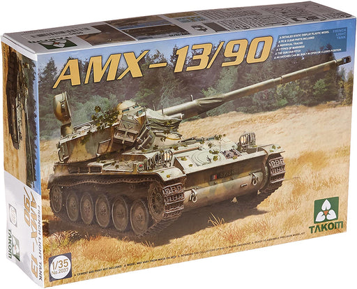 1/35 AMX-13/90 FRENCH LIGHT TANK by TAKOM
