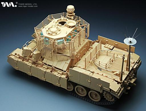 "1/35 IDF NAGMACHON ""DOGHOUSE"" - LATE APC TIGER MODELS 4616"