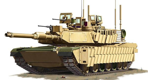 1/72 M1A2 SEP TUSK II ABRAMS U.S. MAIN BATTLE TANK TIGER MODELS 9601