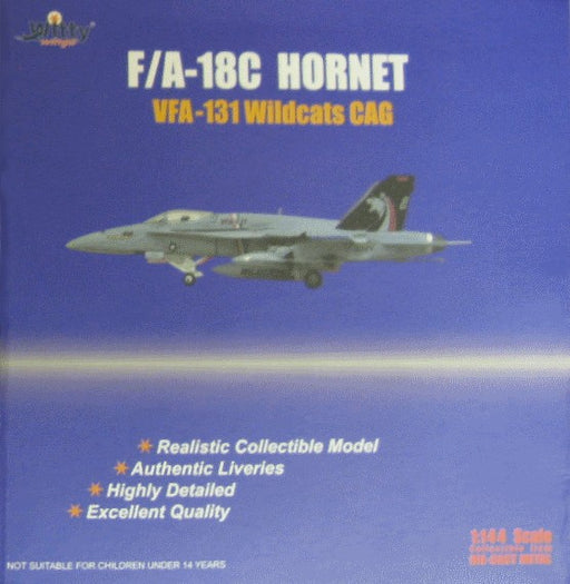 1/144 F/A 18C HORNET VFA-131 WILDCATS CAG US NAVY