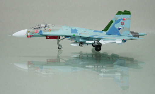 1/144 SU27 FLANKER RUSSIAN NAVY 689TH GVIAP (01)2003