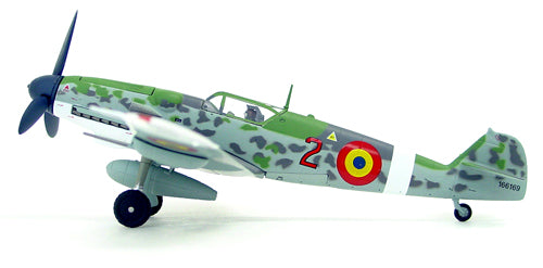 1/72 BF-109G-6 MESSERSCHMITT :RUMIANIAN AIR FORCE
