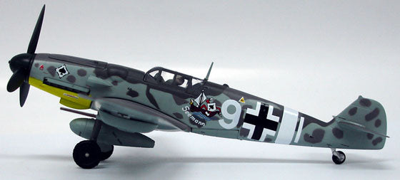 1/72 BG-109G6 R6 TROP, 7/JG 53 JUNE 1943 SICILY FLOWN BY GEO