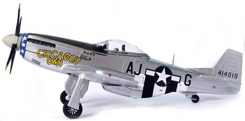 1/72 P-51D CHICAGO'S OWN