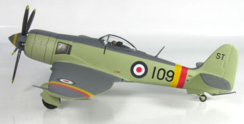 1/72 SEA FURY WE683:109-ST1831 SQN