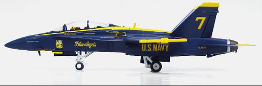 1/72 F-18D HORNET BLUE ANGELS - 100 YR ANNIVERSARY (LTD ED)