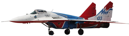 "1/72 MIG 29 ""STRIZHI"" RUSSIA AIR FORCE 03 BLUE"