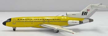 "1/500 727-100 BRANIFF (YELLOW) ""N7271"""