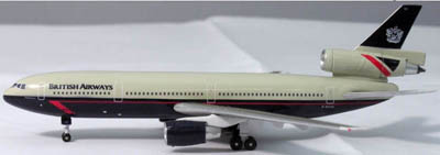 1/500 DC-10 BRITISH AIRWAYS REG: G-DCIO