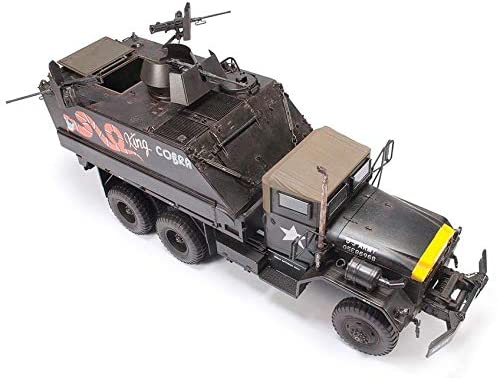 1/35 U.S. ARMY GUN TRUCK KING COBRA VIETNAM WAR
