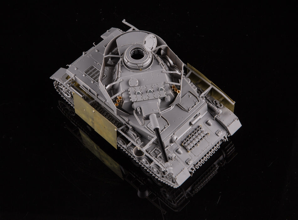 1/35 WWII German Pz.Kpfw.IV Ausf.G Border Models BT-001