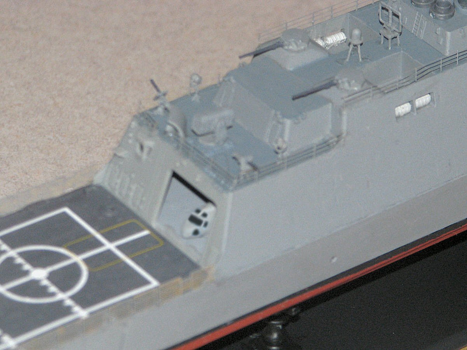 1/350 USS 'FORT WORTH' (LCS-3) BRONCO MODELS NB5028