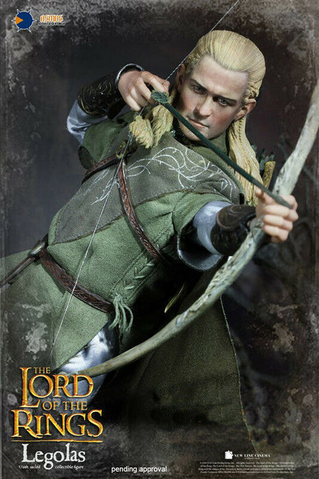 1/6 LORD OF THE RINGS - LEGOLAS LUXURY EDITION (ASMUS TOYS)