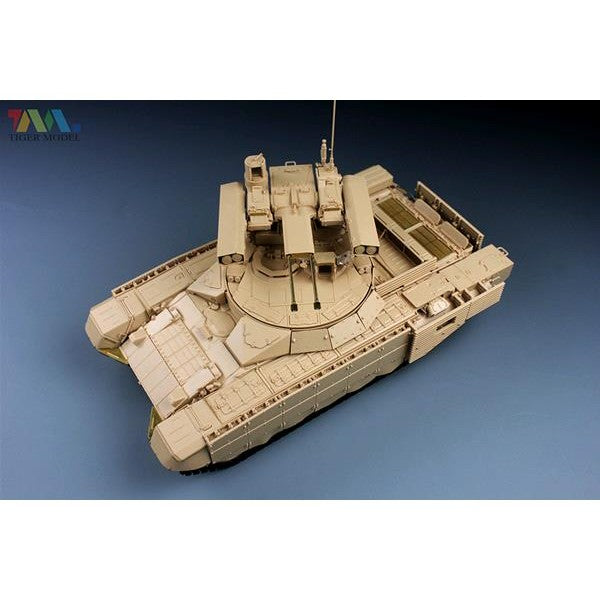 1/35 BMPT-72 TERMINATOR II FIRE SUPPORT COMBAT VEHICLE