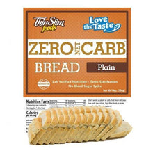 Load image into Gallery viewer, 0 Carb Bread - 1 TEMPLE NUTRITION