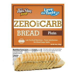 0 Carb Bread - 1 TEMPLE NUTRITION