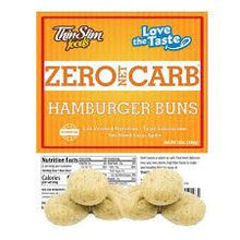 Load image into Gallery viewer, 0 Carb Hamburger Buns - 1 TEMPLE NUTRITION