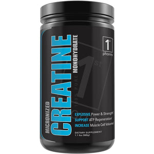 1st Phorm Micronized Creatine Monohydrate - 1 TEMPLE NUTRITION