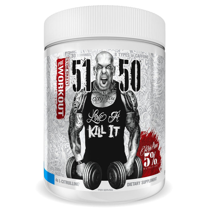 5150 High Stimulant Pre-Workout - 1 TEMPLE NUTRITION