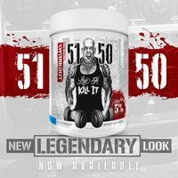 Load image into Gallery viewer, 5150 High Stimulant Pre-Workout - 1 TEMPLE NUTRITION