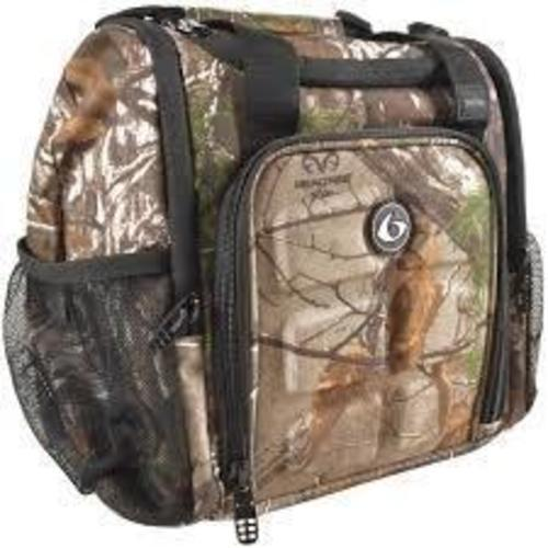 6 Pack Bags Real Tree Camo Mini - 1 TEMPLE NUTRITION