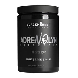 Adrenolyn Pre-Workout - 1 TEMPLE NUTRITION