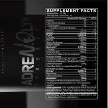 Load image into Gallery viewer, Adrenolyn Pre-Workout - 1 TEMPLE NUTRITION