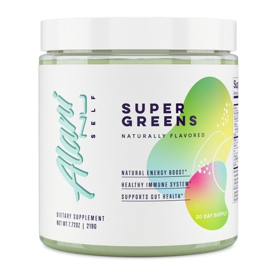 Alani Nu Super Greens - 1 TEMPLE NUTRITION