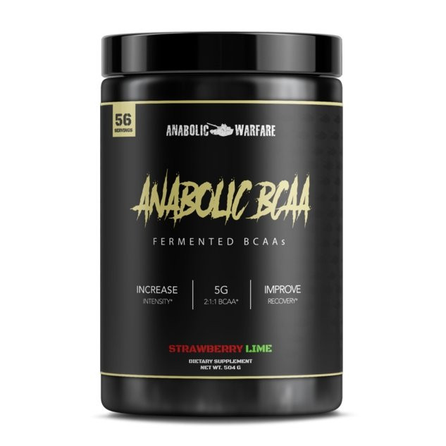 Anabolic BCAA - 1 TEMPLE NUTRITION