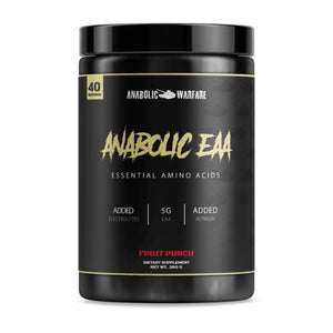 Anabolic EAA - 1 TEMPLE NUTRITION