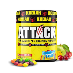 Attack Pre-Workout - 1 TEMPLE NUTRITION
