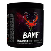 Load image into Gallery viewer, BAMF Pre-workout - 1 TEMPLE NUTRITION