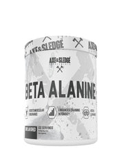 Load image into Gallery viewer, Beta Alanine Axe & Sledge - 1 TEMPLE NUTRITION