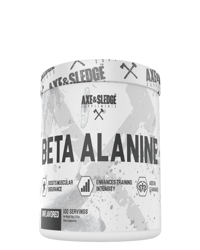 Beta Alanine Axe & Sledge - 1 TEMPLE NUTRITION