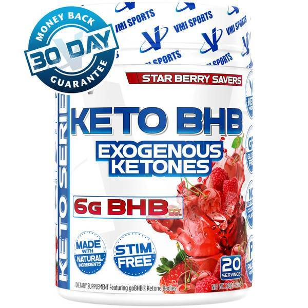 BHB Keto Salts - 1 TEMPLE NUTRITION