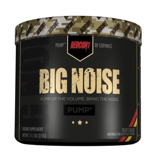 Big Noise Pump - 1 TEMPLE NUTRITION