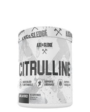 Load image into Gallery viewer, Citrulline Axe & Sledge - 1 TEMPLE NUTRITION