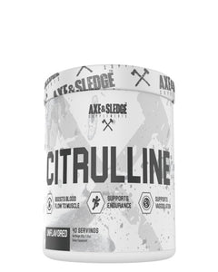 Citrulline Axe & Sledge - 1 TEMPLE NUTRITION