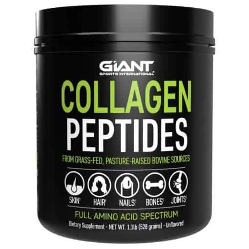 Collagen Peptides Unflavored - 1 TEMPLE NUTRITION