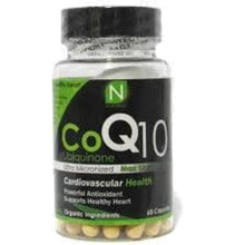 Load image into Gallery viewer, CoQ10 60 cap -Nutrakey - 1 TEMPLE NUTRITION