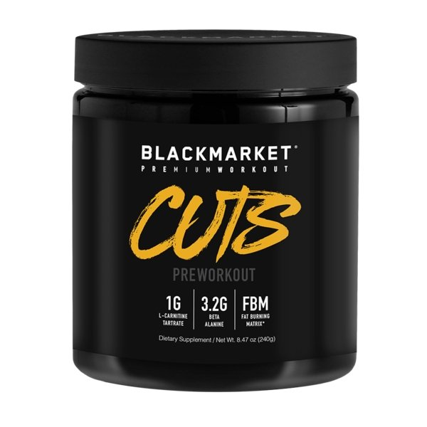 Cuts Pre-workout - 1 TEMPLE NUTRITION