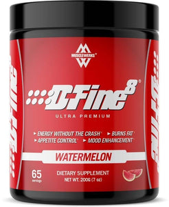 D-fine8 Energy - 1 TEMPLE NUTRITION