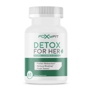 Detox For Her - 1 TEMPLE NUTRITION